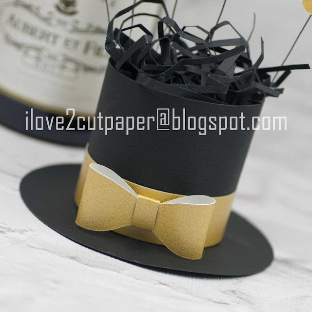 Party favors, top hat, 2017, New Years Eve, parties, party hats, ilove2cutpaper, Pazzles, Pazzles Inspiration, Pazzles Inspiration Vue, Inspiration Vue, Print and Cut, Pazzles Craft Room, Silhouette Cameo cutting machine, Brother Scan and Cut, Cricut, cutting collection, svg, wpc