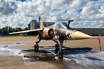 Draken Mirage F-1M paint scheme