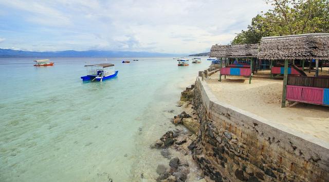 Wisata Bahari Pantai Tanjung Karang