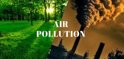 Air Pollution Causes, Effects and Prevention