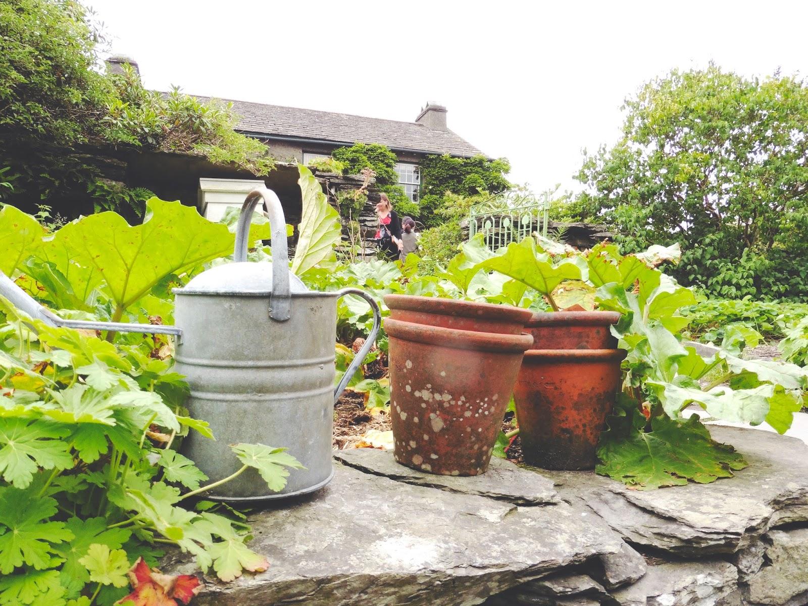 lebellelavie - Hill Top - The Beatrix Potter House