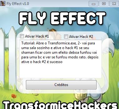 DOiwShi Fly Effect 1.0 Transformice Hileleri Yeni Versiyon indir