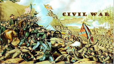 Perang sipil (civil war)