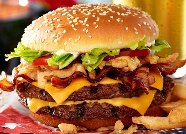 Burger King Bertingkek-tingkek ngko!