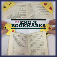 Use this FREE video to have your middle school students make cool emoji bookmarks and encourage summer reading!