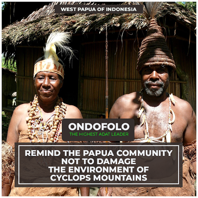 Ondofolo plays an important role in the preservation of the Cyclops