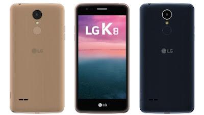 Harga LG K8 (2017) baru, Harga LG K8 (2017) second