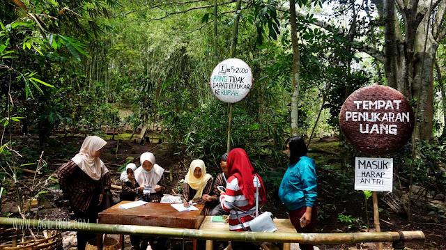 Pasar Papringan Temanggung Jawa Tengah