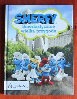 Takie książki - Taka Troche o SMERFY Smerfastycznie wielka przygoda