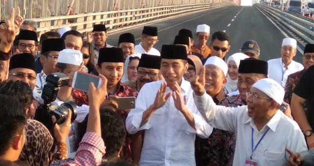 Suramadu, Menjembatani Kongsi Segitiga Cina-Kanada-Jokowi?