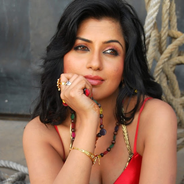 Hot South Indian and Bollywood actress hot navel and cleavage show