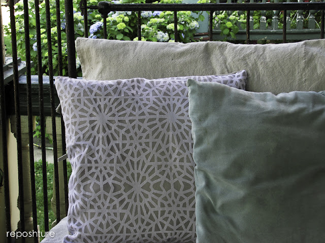 how to make an easy cushion cover