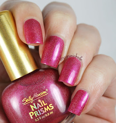 Sally Hansen Nail Prisms in Ruby Diamond