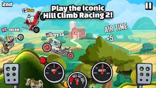 صورة للعبة Hill Climb Racing 2 من جوجل بلاي