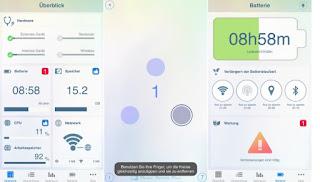 Aplikasi test hardware Phone Doctor Plus, recommended untuk sobat