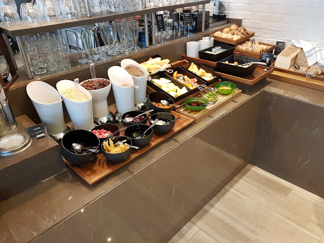 Breakfast at Café 302-Al Maha Arjaan by Rotana-Abu Dhabi