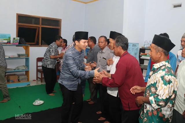 Ditemui Bupati, Warga RT 14 Dusun Winong Sumurup Setuju Pembangunan Bendungan Bagong