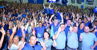 Partidos da oposição realizam convenção e homologam candidatos em Cuité