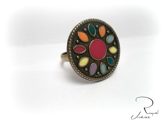 anillo arco iris