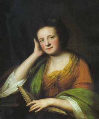 Frances Moore Brooke (1771), Catherine Read
