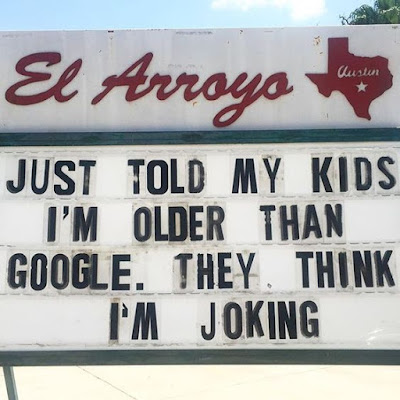 Born before September 4th, 1998? Congratulations!! You are older than Google too.