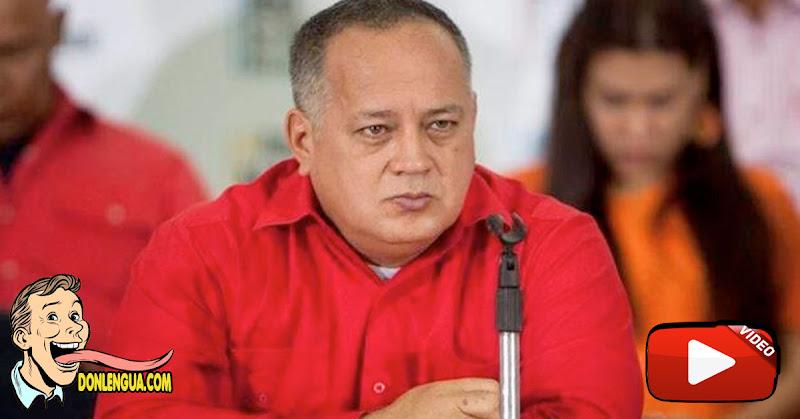 DESCUBIERTO | Diosdado Cabello se hará el muerto para que la justicia no lo busque más