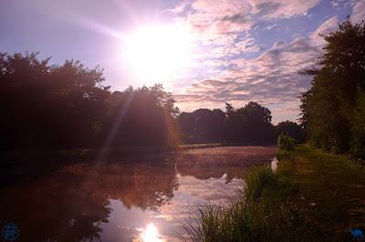 Le Chameau Bleu - Blog Voyage sur le Canal des 2 mers - Photos du Canal de l'entre deux mers