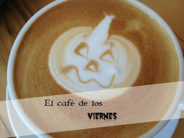 El café de los viernes: truco o trato