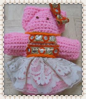 amigurumi, teddy bear free pattern