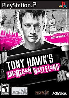 Download Tony Hawk's American Wasteland (USA) (Collector's Edition) PS2 ISO