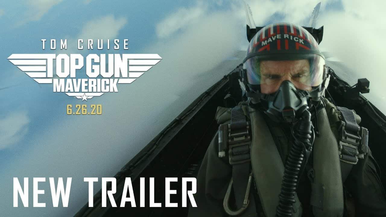 Nuovo trailer per 'Top Gun: Maverick', a giugno nelle sale italiane