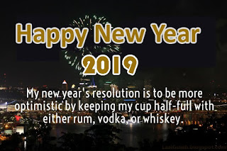 Happy New Year 2019 Funny Captions Sayings Quotes Wishes Memes
