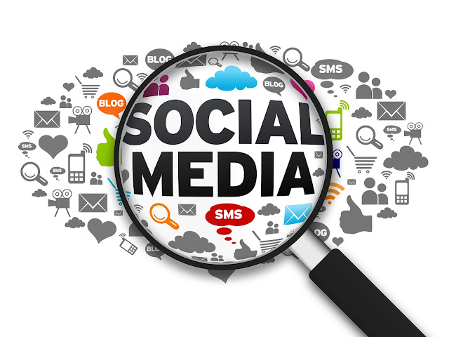 Social sites promotion to get sales