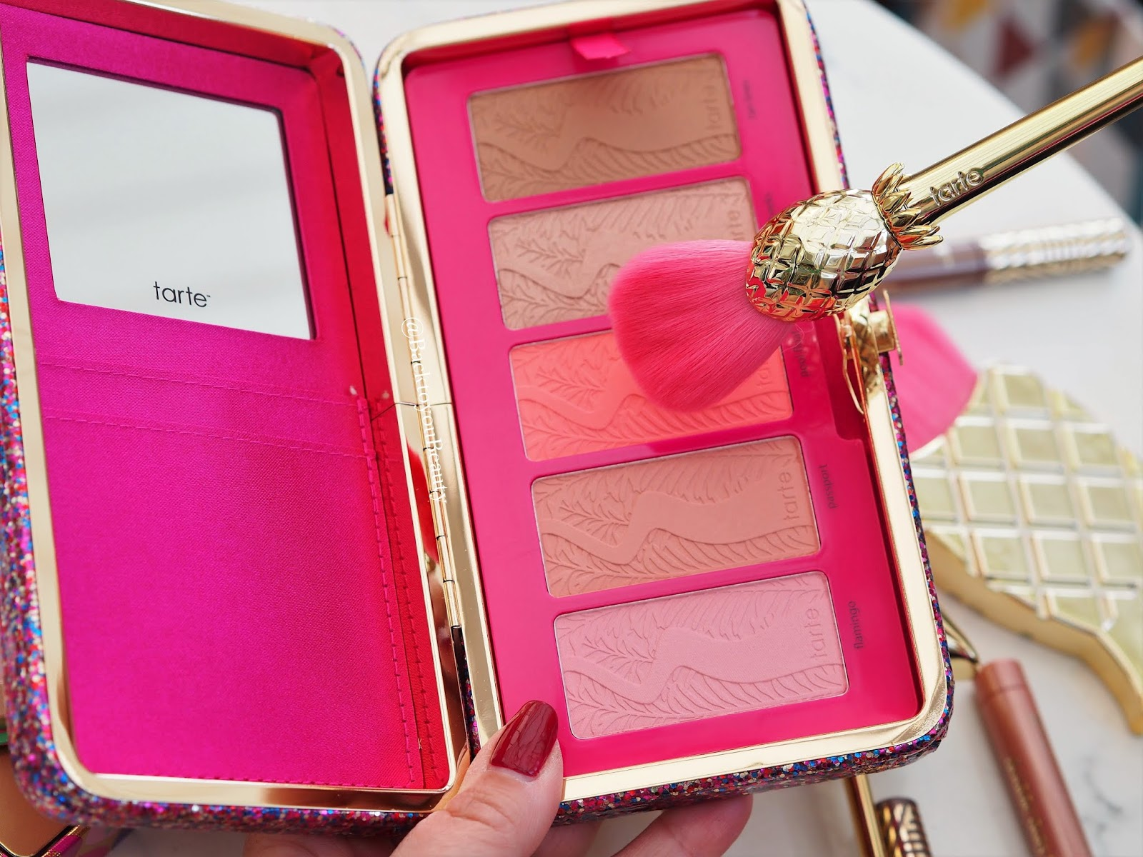 Tarte Life of the party clutch