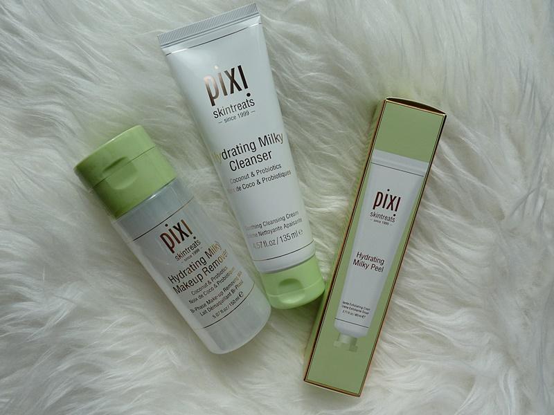 Pixi Hydrating Milky Peel Makeup remover