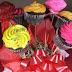 Ramo de cupcakes para los enamorados