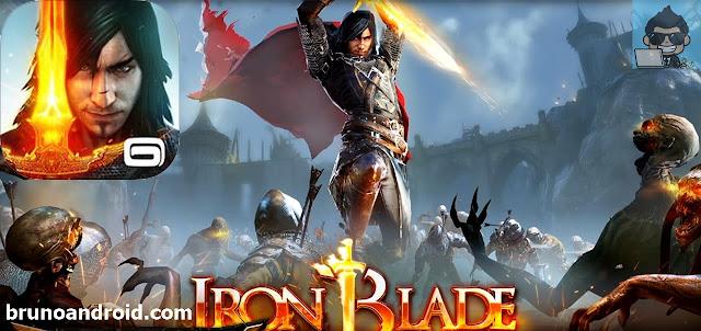 Iron Blade Medieval Legends APK OBB v1.0.1a