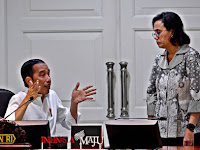 Jokowi Resmi Perintahkan Sri Mulyani Tiadakan THR 2020 Untuk DPR, Eselon II dan I