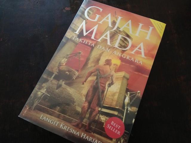 "Resensi Novel ""Gajah Mada – Takhta dan Angkara"""