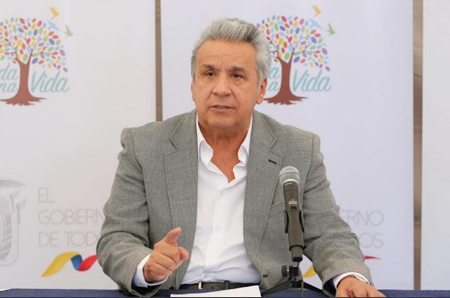 Quién es el presidente de Ecuador