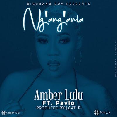 AUDIO: Amber lulu X Pavlo - Ng'ang'ania : Download Mp3