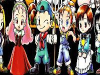 Tanggal Ulang Tahun Semua Karakter Harvest Moon Back To Nature