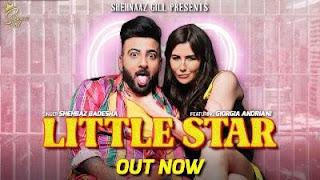 Little Star Lyrics in English – Shehbaz Badesha & Naina