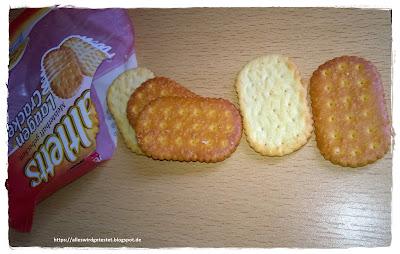 Saltletts Laugen Cracker
