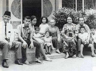 soeharto dan keluarga cendana masa doeloe