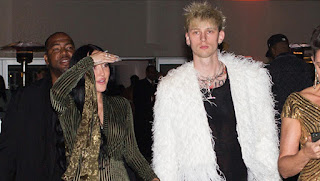 image result for Machine gun kelly with noah cyrus