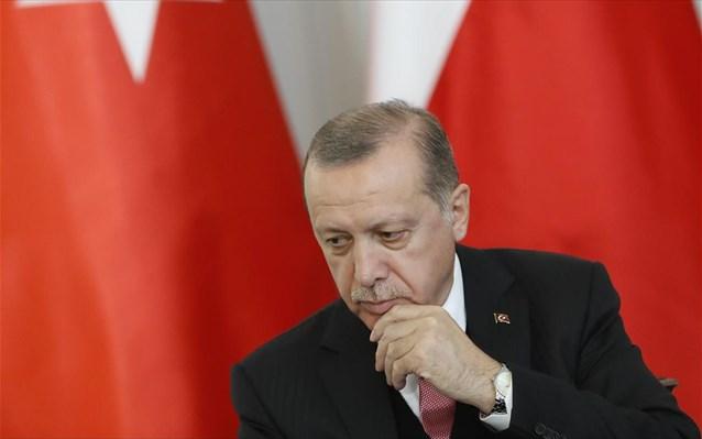 Ερντογάν, ο σουλτάνος της διαφθοράς