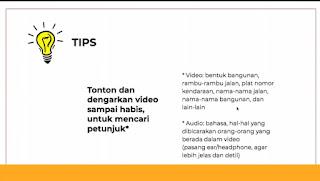 Tips memverifikasi video