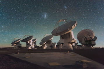 Astronomy Tours, Chile.
