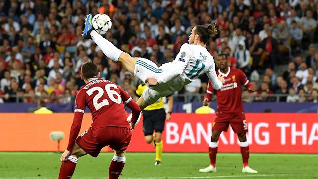 Bale, liga dos campeões - Foto: Reprodução Internet
